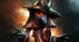 helge-c-balzer, dark-fantasy-art, dark-fantasy-artwork, Masters-Of-The-Universe, He-Man, Heman, MotU, Orko, Orco, Orko-goes-bad,