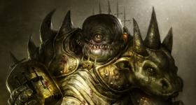helge-c-balzer, dark-fantasy-art, dark-fantasy-artwork, Cyclops, Zyklop,