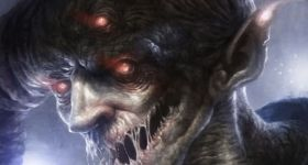 helge-c-balzer, dark-fantasy-art, dark-fantasy-artwork, chaos-Mutation, Chaos-Mage,