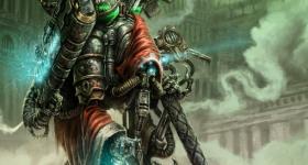helge-c-balzer, dark-fantasy-art, dark-fantasy-artwork, Games-Workshop, Warhammer-40k, Warhammer-40.000, Techpriest, Mechanicus, Mechanicum,