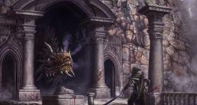 tolkien, dragon, dragon-flight, gateway, glaurung, hobbit, lord-of-the-rings, nargothrond, silmarillion, turambar, turin, helge-c-balzer, ars-atra, fantasy, high-fantasy, dark-fantasy