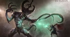 helge c. balzer, dark eye, das schwarze auge, demon, dämon, limbus, limbusreise, magier, duell, duel, yo'ugghatugythot