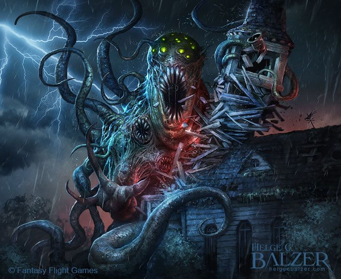 The Art of Helge C. Balzer – Freelance Illustrator and