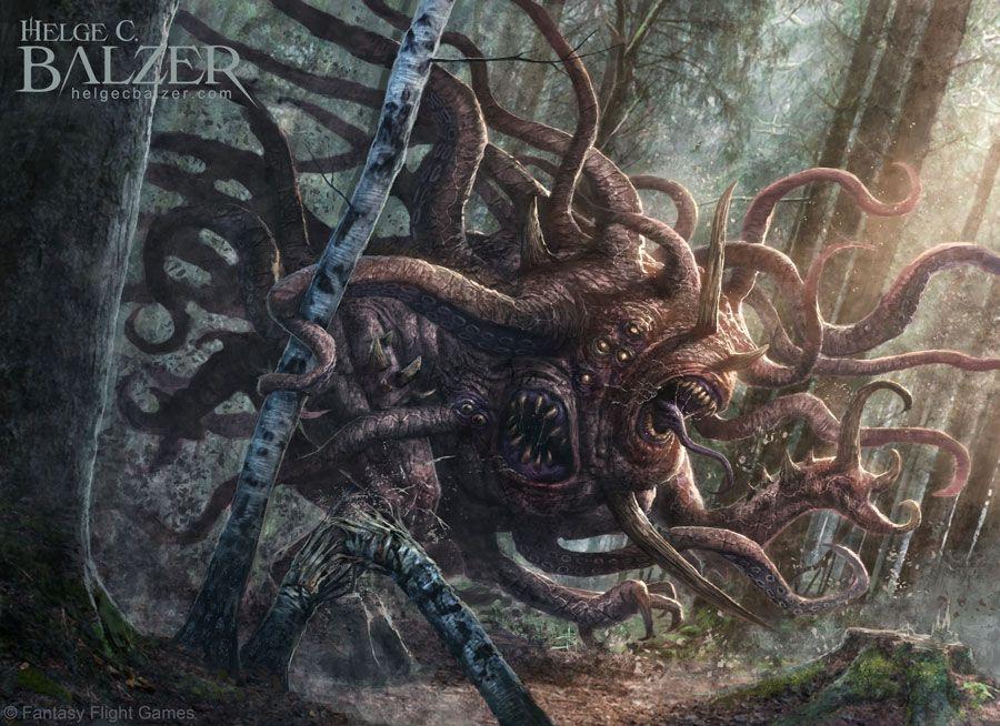 Fantasy Art By Helge C Balzer Fantasy Illustrator